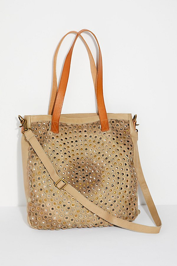 Slide View 1: Laguna Embellished Tote