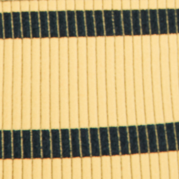 Yellow / Navy Stripe