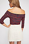 Thumbnail View 2: We The Free Iris Off-The-Shoulder Top
