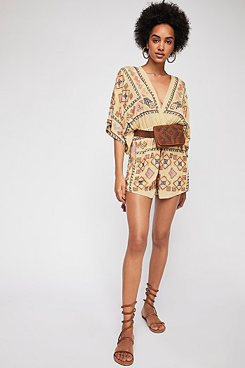 Sunset Playsuit