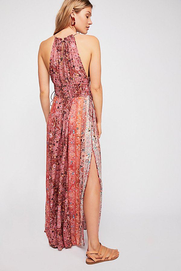 Slide View 2: Celeste Printed Maxi