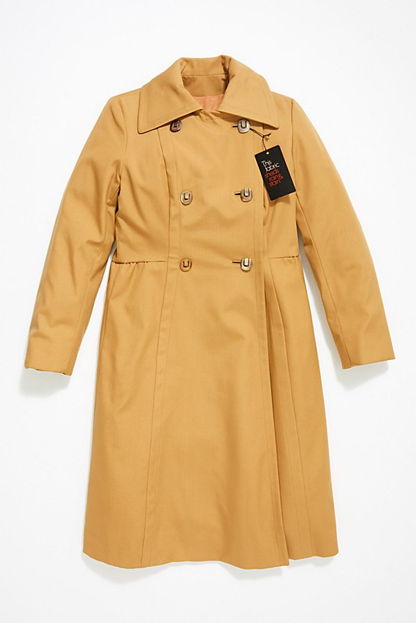 Slide View 1: Vintage Rain Coat