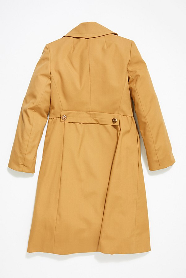 Slide View 4: Vintage Rain Coat