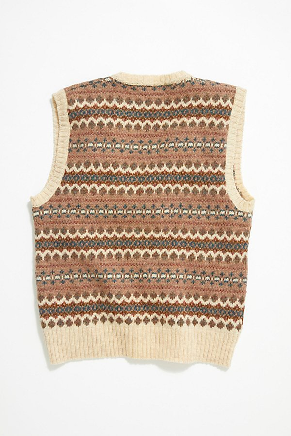 Slide View 3: Vintage Sweater Vest