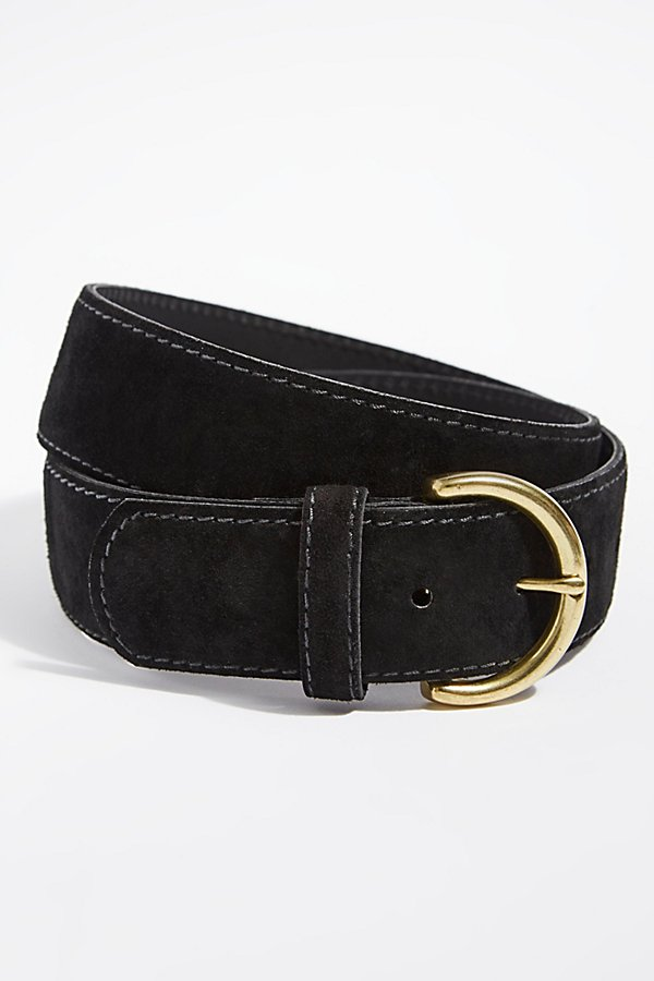 Slide View 2: Oceanview Suede Belt