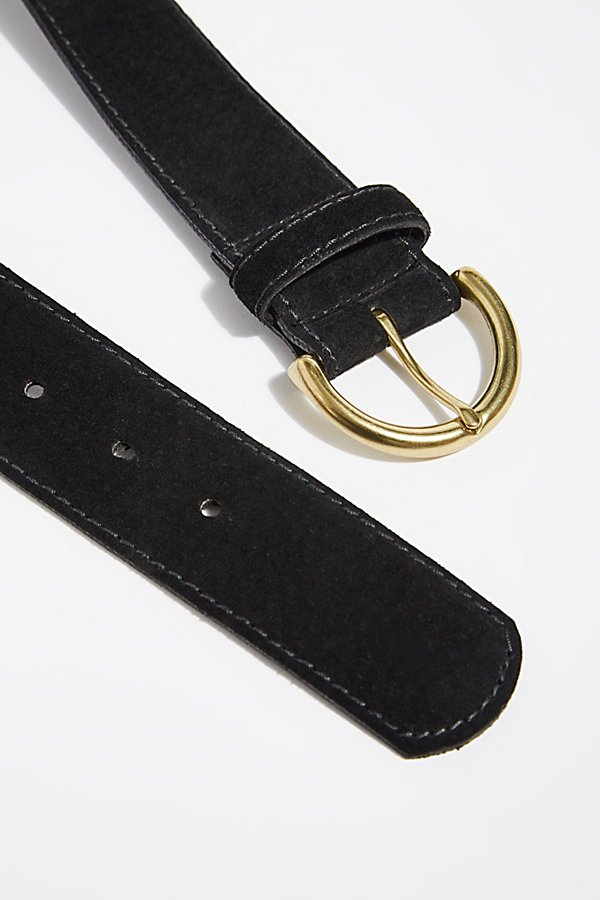 Slide View 4: Oceanview Suede Belt