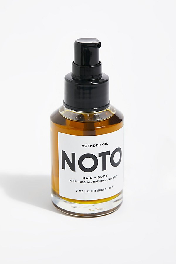 Slide View 1: NOTO Agender Oil