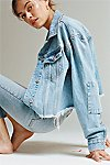 Thumbnail View 1: Cropped Denim Jacket
