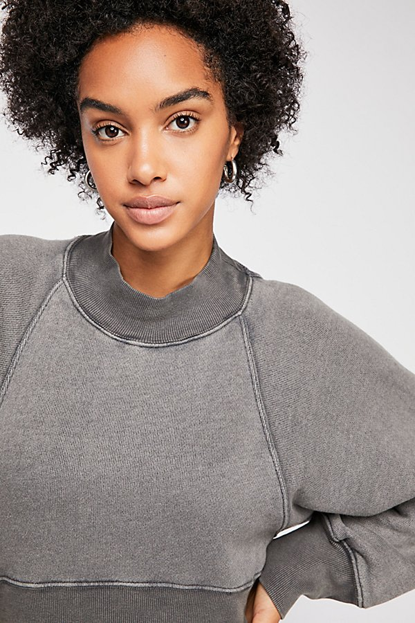 Slide View 3: Keep It Cropped Pullover