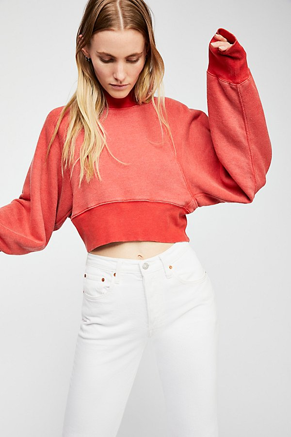 Slide View 1: Keep It Cropped Pullover