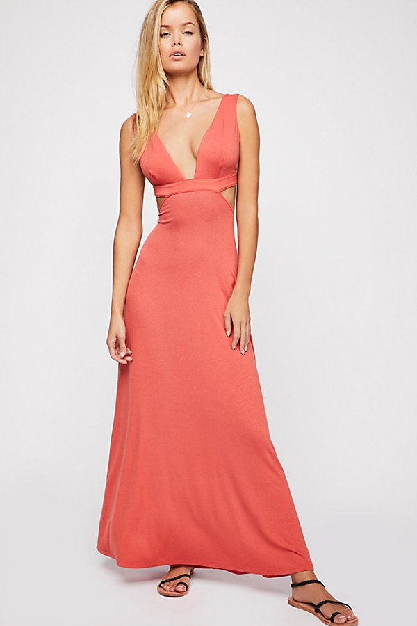 Slide View 2: Like It Hot Maxi Dress