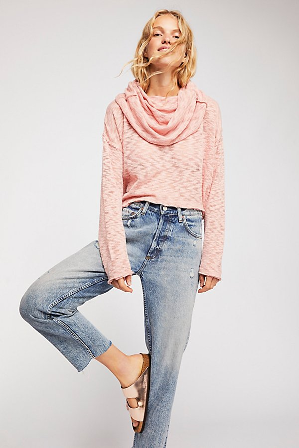 Slide View 1: Breezy Long Sleeve Top
