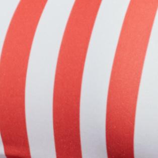 红色 / 白色条纹