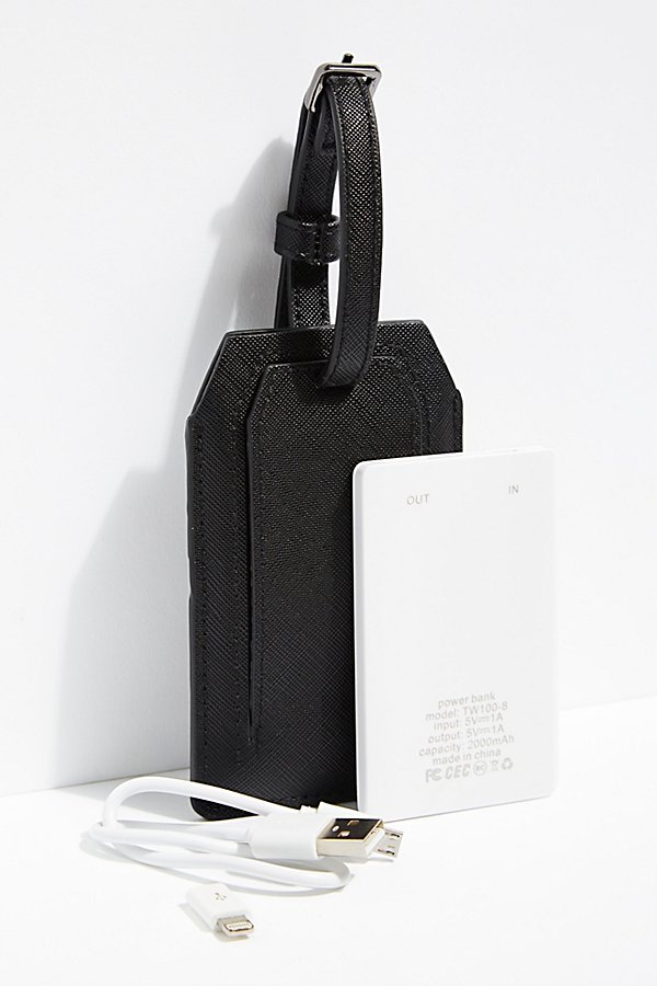 Slide View 2: Power Luggage Tag