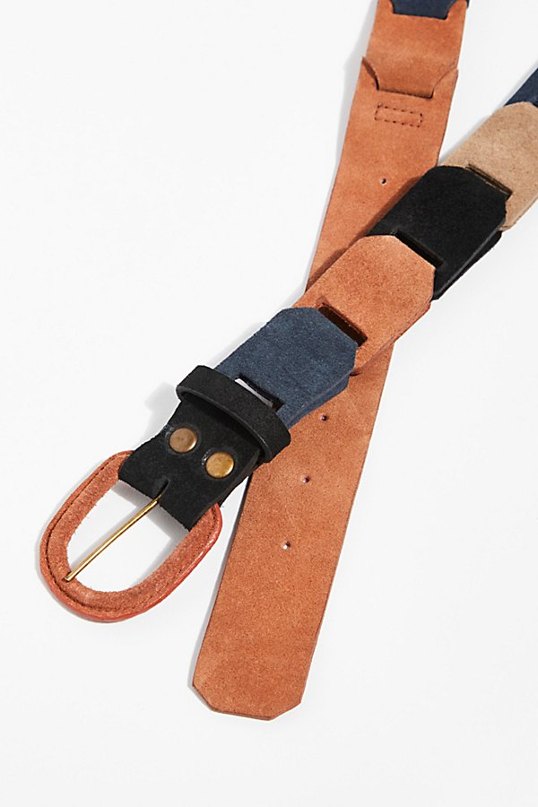 Slide View 2: Highlands Suede Belt