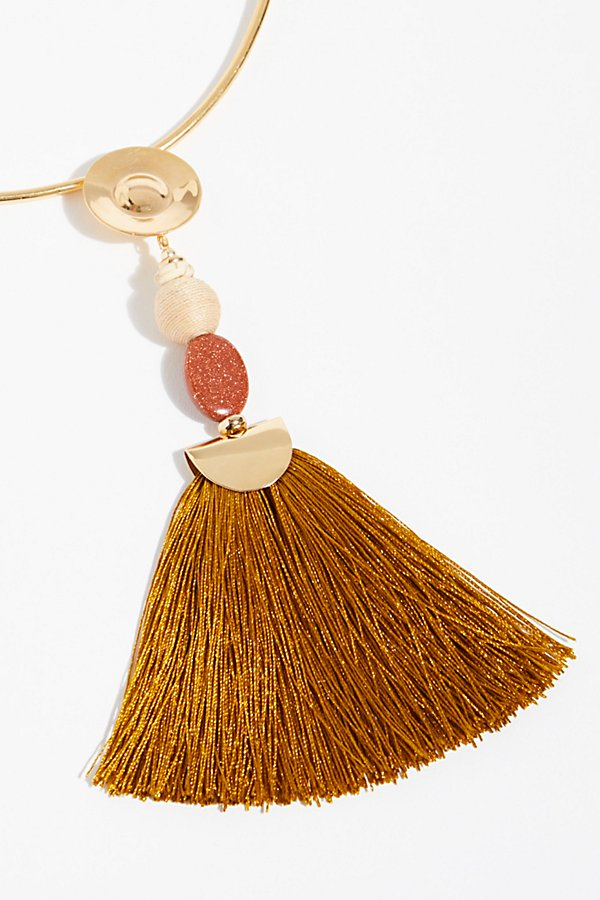 Slide View 3: Nectar Nectar Tassel Necklace