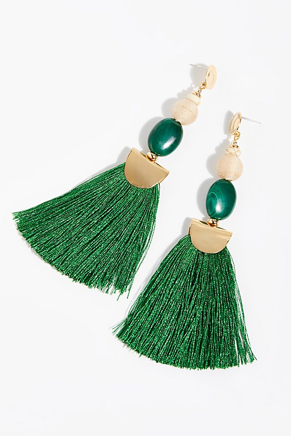 Slide View 2: Nectar Nectar Tassel Earrings