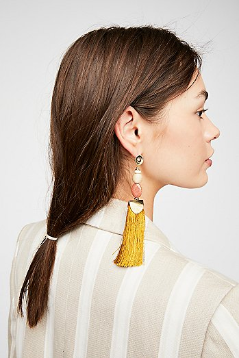 Nectar Nectar Tassel Earrings