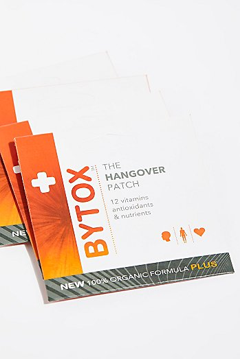 Bytox Hangover Patch