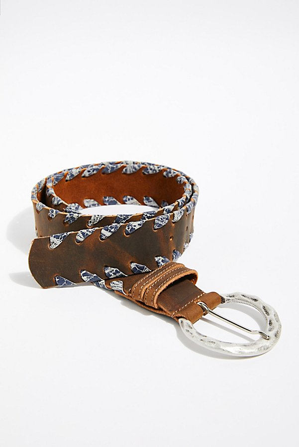 Slide View 2: Cameron Leather Belt
