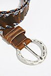 Thumbnail View 4: Cameron Leather Belt