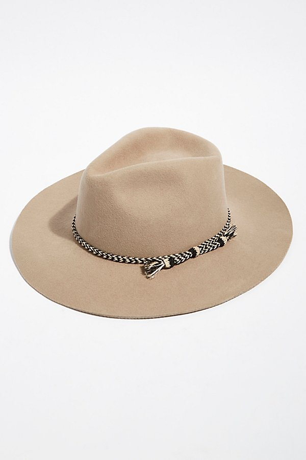 Slide View 5: Leonard Braided Band Hat