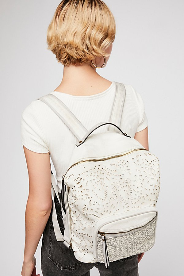 Slide View 1: Abbey Vegan Backpack