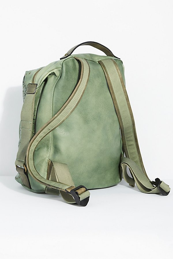 Slide View 4: Abbey Vegan Backpack