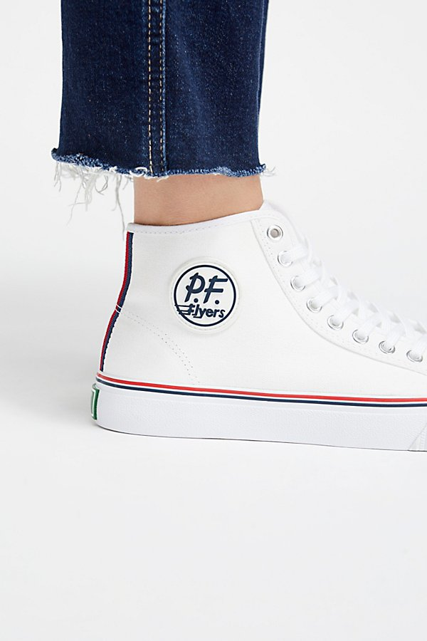Slide View 3: PF Flyers Center Hi Top