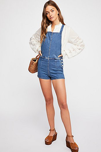 First Love Shortalls