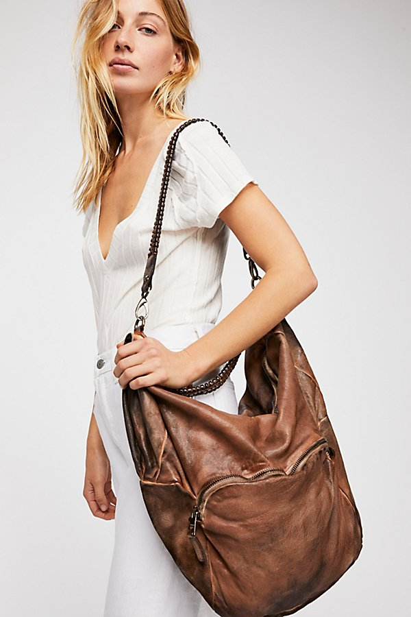 Slide View 1: Pescra Distressed Tote