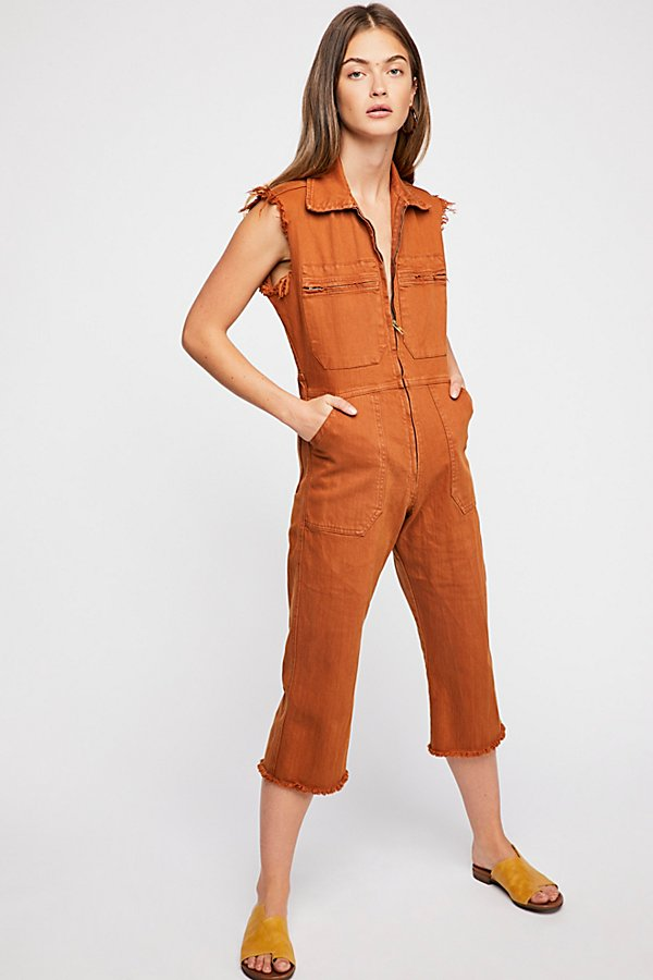 Slide View 1: Bhena Jumpsuit