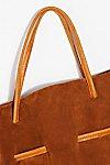 Thumbnail View 5: Auguste Suede Tote