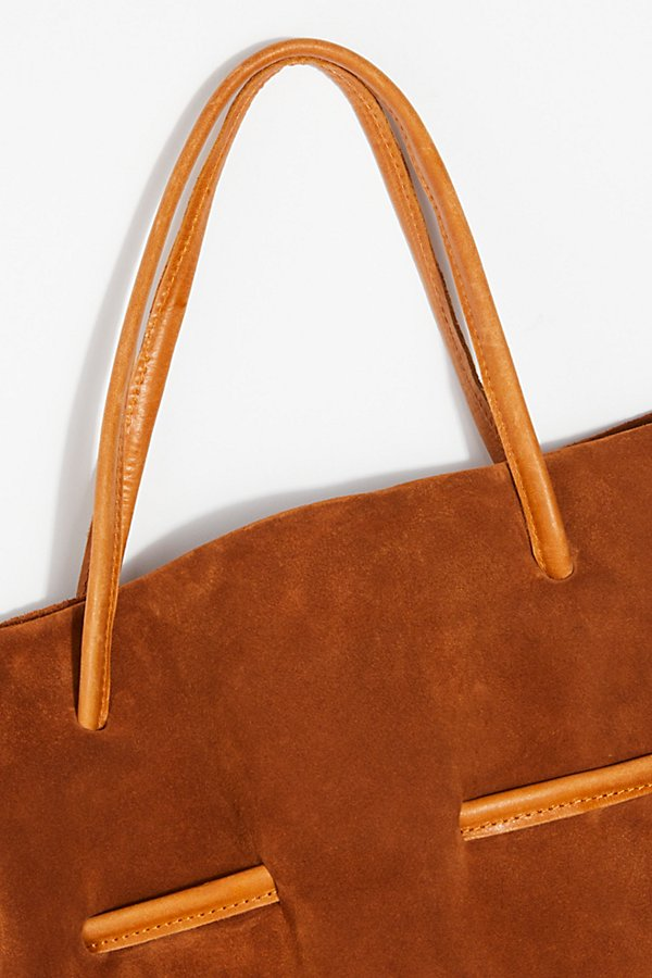 Slide View 5: Auguste Suede Tote