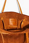 Thumbnail View 6: Auguste Suede Tote