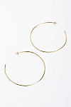 Thumbnail View 2: Gold Fill Lala Hoop Earrings