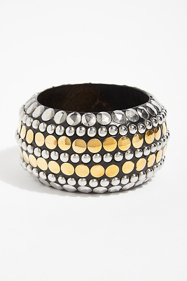 Slide View 2: Studded Bangle