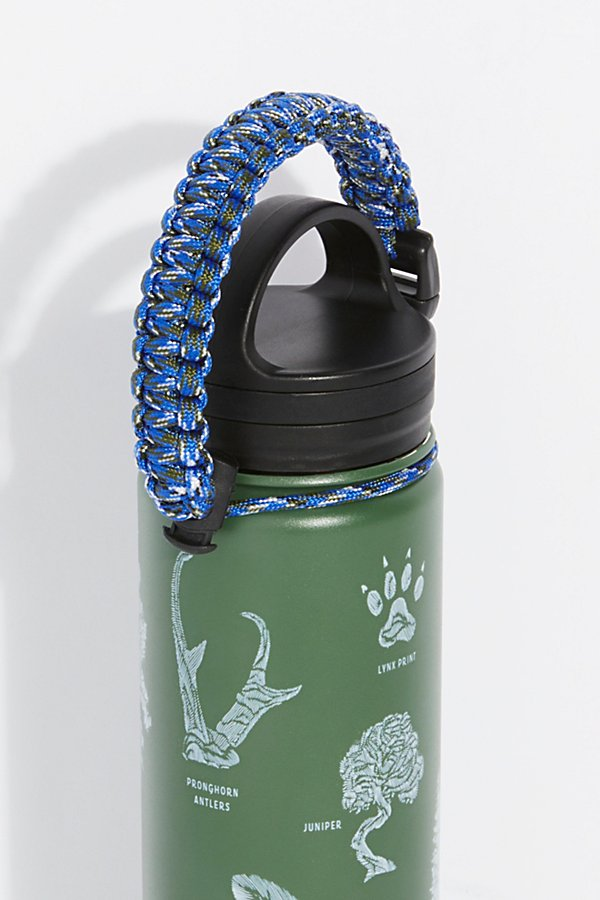 Slide View 2: Bungee Stainless Steel Bottle