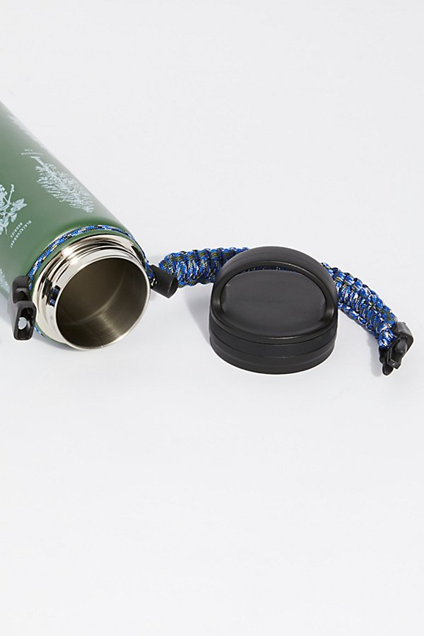 Slide View 5: Bungee Stainless Steel Bottle
