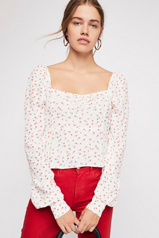 Julia Sweetheart Top by Free People