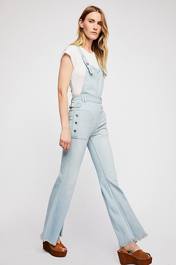 Slide View 1: Sparrow Utility Overalls