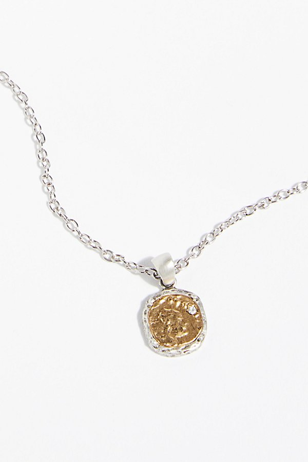 Slide View 1: 24k Pavia Coin Necklace