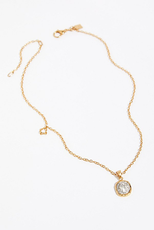 Slide View 2: 24k Pavia Coin Necklace