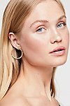 Thumbnail View 3: Imperia Wrap Hoop Earrings
