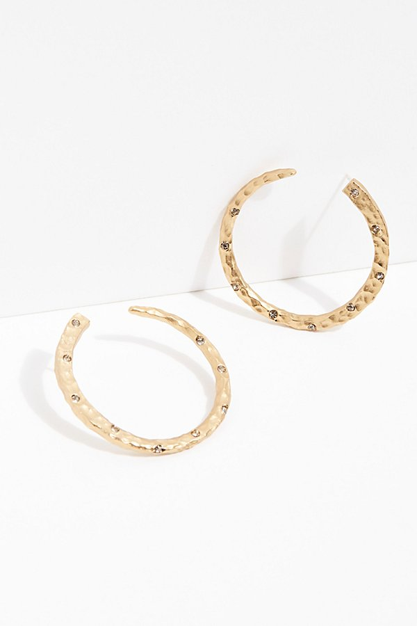 Slide View 1: Imperia Wrap Hoop Earrings