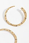 Thumbnail View 2: Imperia Wrap Hoop Earrings