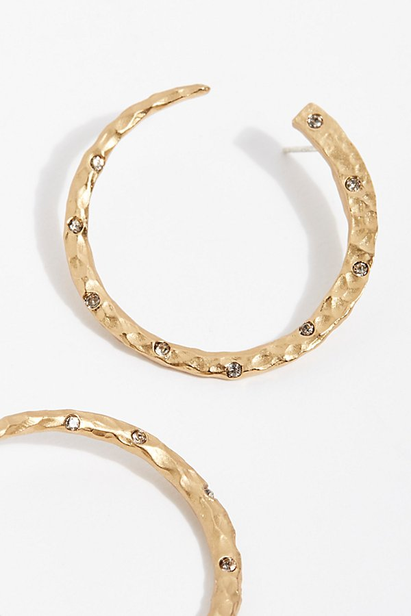 Slide View 2: Imperia Wrap Hoop Earrings
