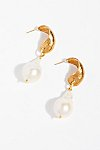 Thumbnail View 2: Ariel Pearl Earrings