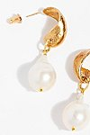 Thumbnail View 3: Ariel Pearl Earrings