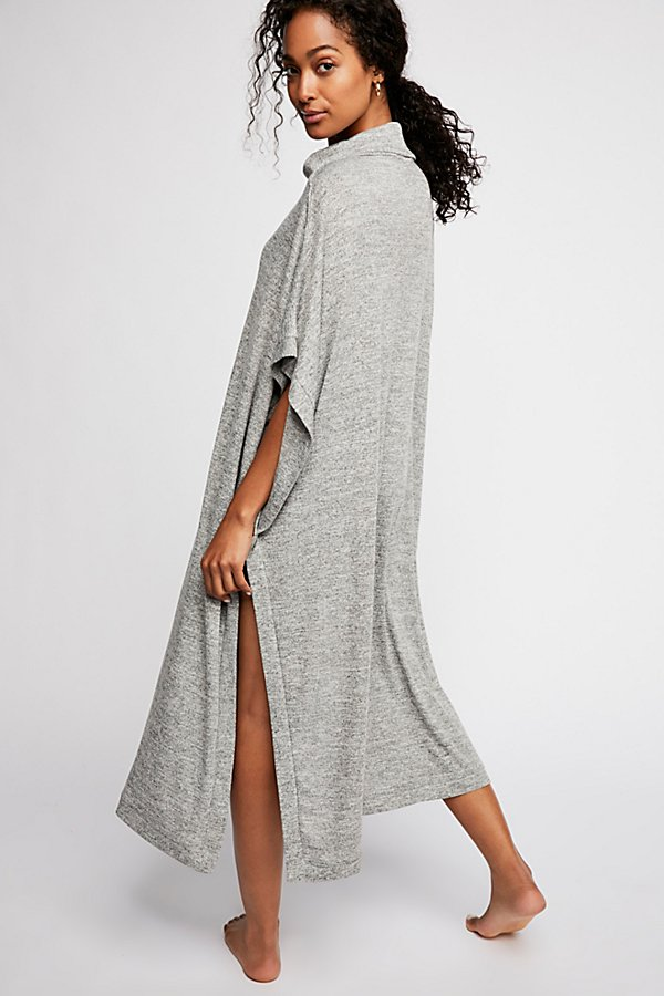 Slide View 3: Sundown Knit Maxi Kaftan